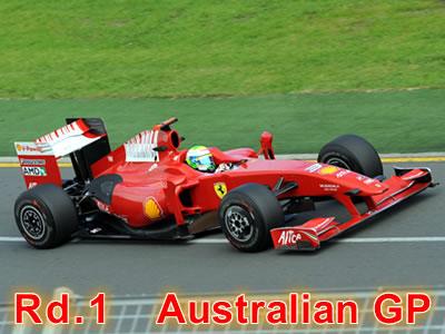 2009年F1オーストラリアGP予選