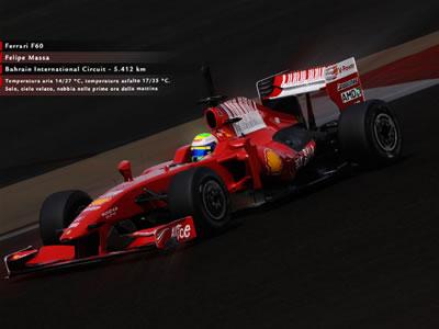 第4戦 バーレーンGP決勝