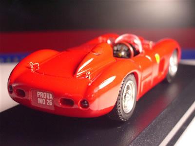 この美しい500TRをエンツォは1956年当時どのように見ていたのだろう? 1956年6月30日。ディーノ逝去。