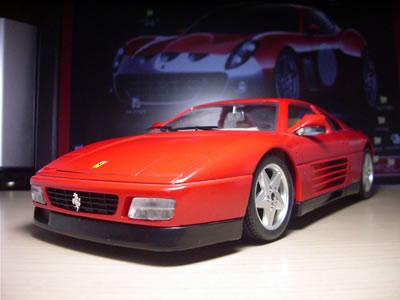 ブラーゴのフェラーリ348tb