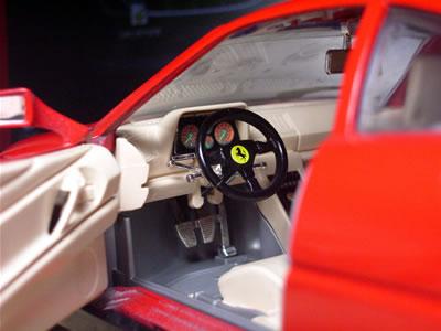 実車は1989年発表のロードカー
