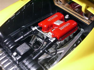 フェラーリ360モデナ(ブラーゴ1/18)