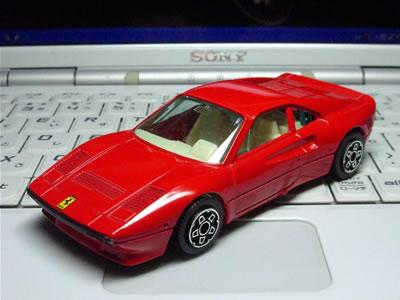 絶対1/24のスポーツカーコレクションでプラモデルを発売してくれると思ったんだが・・・。出ませんね。