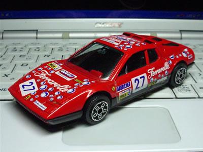 フェラーリでカーナンバー27と言えば特別ですよね。