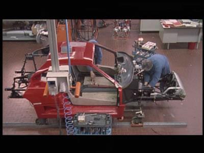 カーグラ ビデオライブラリー フェラーリF40!