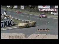 250LMはレースシーンの映像で紹介