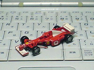 Ferrari F310B キーホルダー
