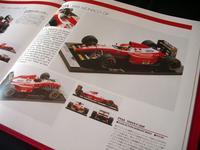 F93A。クラブMのレジンキット「F92A」をベースにセミ・スクラッチビルドしたモデル。1993年アレジがモナコGPを走り3位入賞したマシンをモデル。