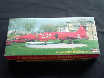 Ferrari F104G SPECIAL MARK Part2 パッケージ