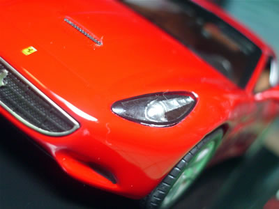 賛否両論のデザインのカリフォルニア。フェラーリ・ジャパンから2360万円と価格発表がありましたね。