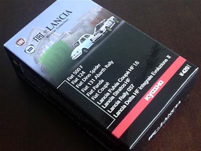 ディーノ サークルK・サンクス限定のフィアット・ディーノ・スパイダーを入手。だってエンジンがフェラーリだから。
