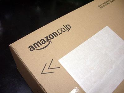 待ち遠しかったブツが遂にアマゾンから届きました。