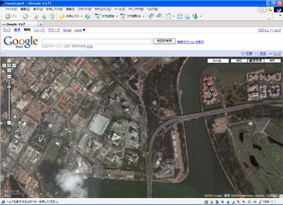 空から見よう! 第15戦シンガポールGP シンガポール市街地コース