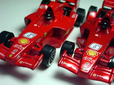 フェラーリF2007