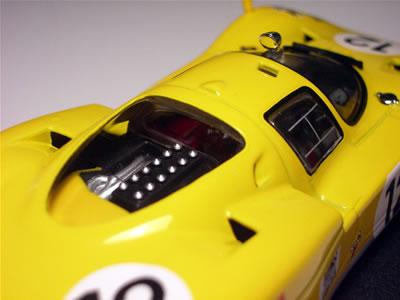 512Sって言えば、1969年にピニンファリーナが発表したショーカー「フェラーリ512Sピニンファリーナ」ってのがある。関係あるのかな?