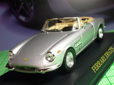 アシェットフェラーリミニカーコレクションNo.30「フェラーリ330GTS」