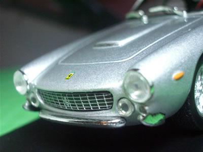 フェラーリ250GTOベルリネッタルッソ