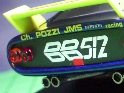 フェラーリ512BB LM