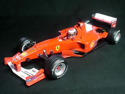 Hotwheels(ホットウィール) F2001(1/18)