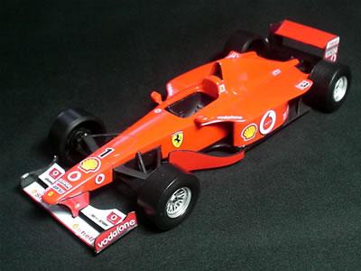 Hotwheels(1/24)F2002