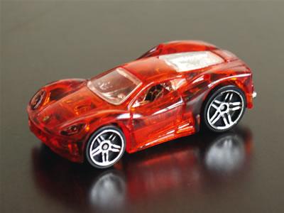 X-レーサーズ フェラーリ360モデナ (クリアレッド)