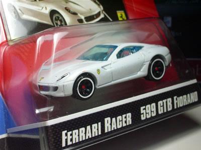 ビアンコもなかなかいいじゃないですか~。実車の世界でもフェラーリのビアンコの人気は高いみたいですからね!