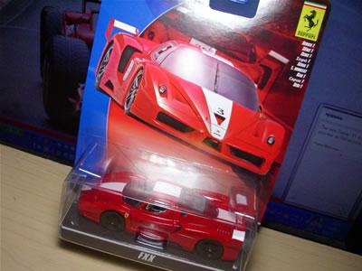 1/43サイズ廉価版フェラーリシリーズ