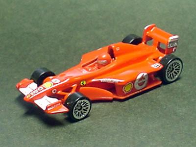 hotwheels grandprix Ferrari vodafone