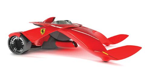 Ferrari Monza Concept(フェラーリモンツァコンセプト)