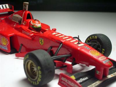 シューミ&アーバイン体制の2年目1997年、アーバインは24ポイントでドライバーズランキングは7位。