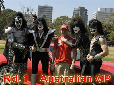 2008年F1オーストラリアGP予選