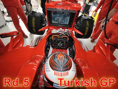 第5戦 トルコGP予選