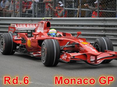 第6戦 モナコGP予選