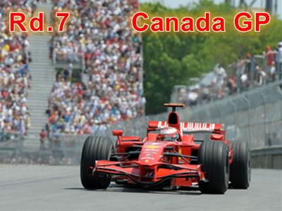 第7戦 カナダGP予選