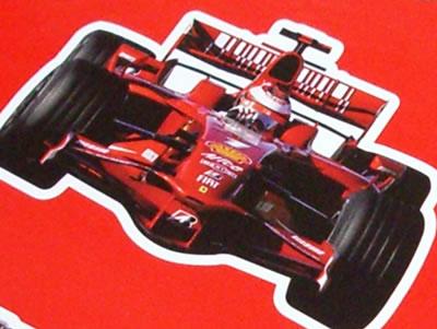 F2008のアップでございます。