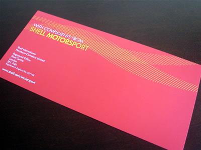 2007年版シェル&フェラーリの非売品ステッカーのおまけのカード[表]