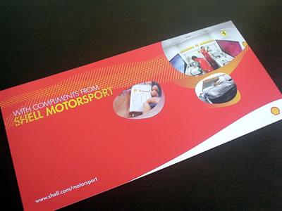 2007年版シェル&フェラーリの非売品ステッカーのおまけのカード[裏]