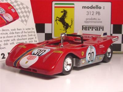 312PBは1972年シーズンの開幕戦から圧倒的強さを発揮マニュファクチャラーズ・タイトルを獲得!<br />