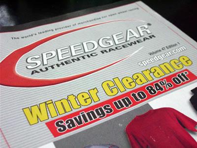 SPEEDGEARの通販カタログ