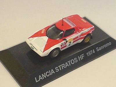 LANCIA STRATOS HF 1974 Sanremo