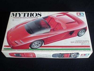 1989年東京モーターショーで発表されたピニンファリーナデザンによるコンセプトモデル。1984年のテスタロッサを元にデザインされたショーモデル。