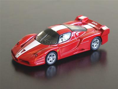 サークルK・サンクス限定フェラーリ第4弾 フェラーリFXX(しかも人気の赤)をゲットです!