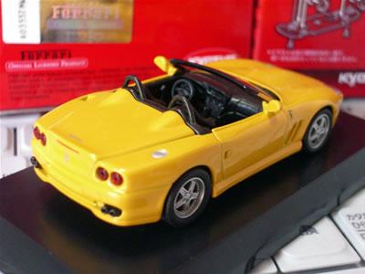 後に「575Mマラネロ」のオープンモデルが「スーパーアメリカ」になったことを考えると、「599GTBフィオラノ」のオープンモデルが限定生産されても不思議ではないんじゃない?