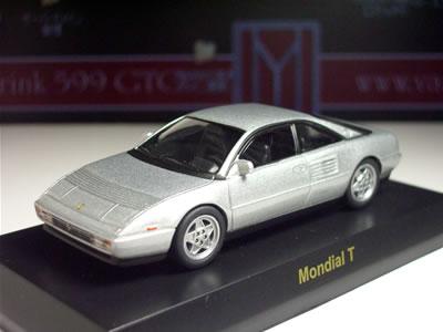 サークルK・サンクスのフェラーリミニカーコレクション第3弾「モンディアルT」(1/64)
