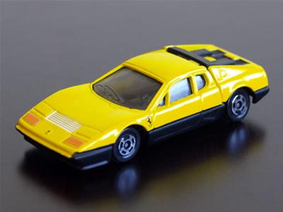フェラーリ512BB  (トミカ 1/62)