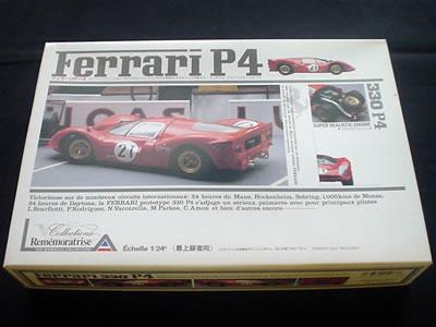 ユニオン フェラーリ330P4(1/24)