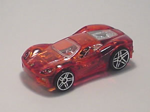 X-RACERS Ferrari360Modena Red