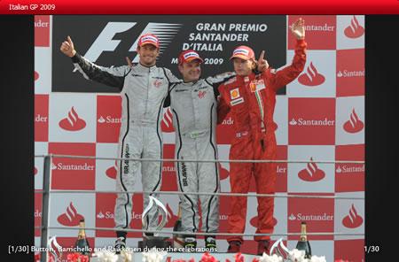 第13戦 イタリアGP決勝