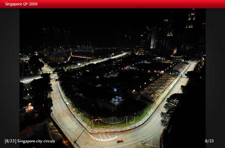 第14戦 シンガポールGP予選