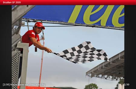第16戦 ブラジルGP決勝